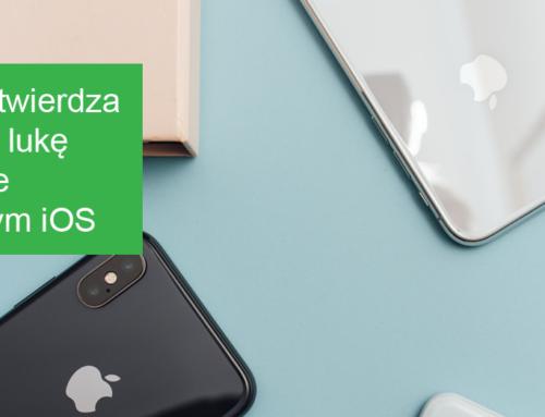 Luka bezpieczeństwa aplikacji Mail w iOS