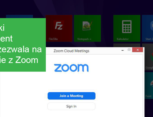 Nowojorski  Departament  Edukacji zezwala na korzystanie z Zoom