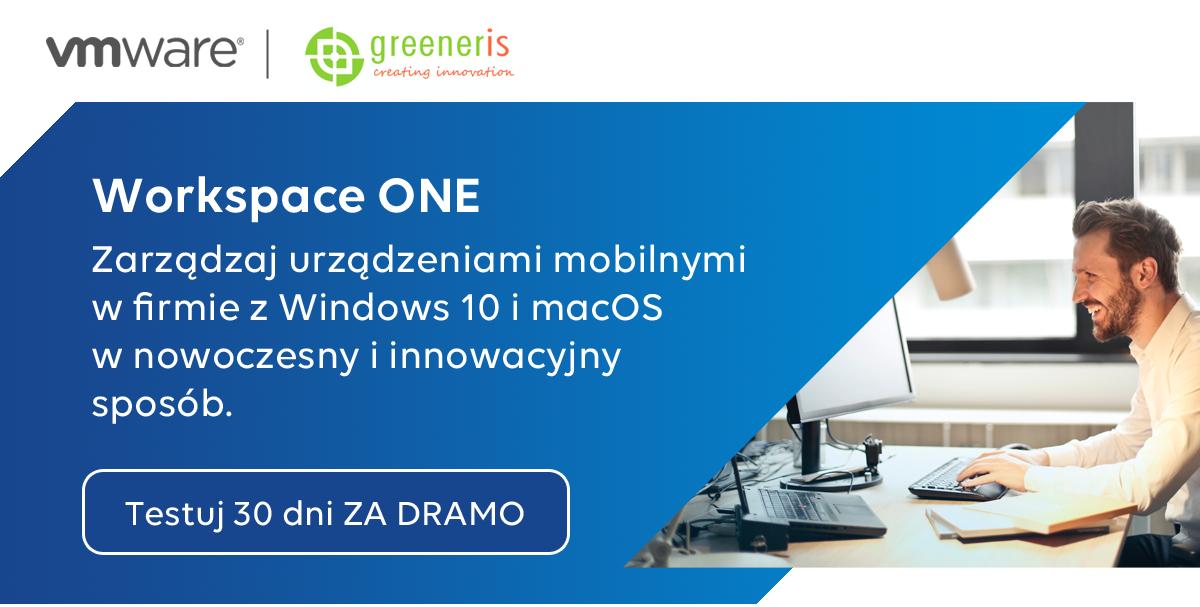 Wypróbuj Workspace ONE