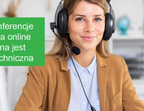 Wideokonferencje i spotkania online – jak ważna jest opieka techniczna?
